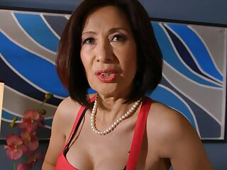 Sex-mad asiatique, scène de mamies xxx